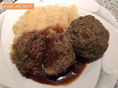 Leberknödel – Ein traditionelles Gericht