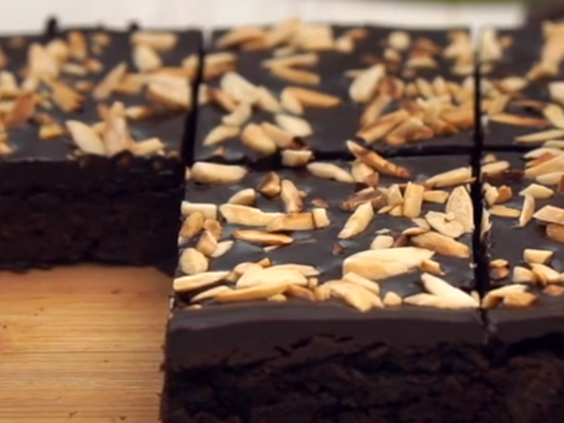Vegane Avocado Brownies – sehr saftig